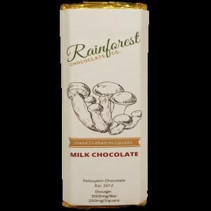 Psilocybin Chocolate Bars (Rainforest Chocolate Co.)