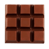 920 MINT DARK CHOCOLATE CUBE- 3000mg