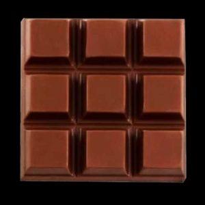 920 MILK CHOCOLATE CUBE- 3000mg