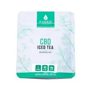 Faded CBD Iced Tea