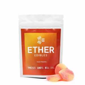 Ether Edibles Fuzzy Peach