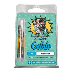 Deadhead Chemist THC Vape Cartridge 1G | Gelato Hybrid