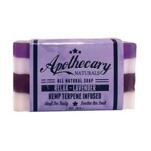 Apothecary Lavender Soap 1