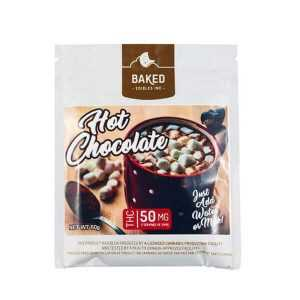 Baked Edibles Hot Chocolate