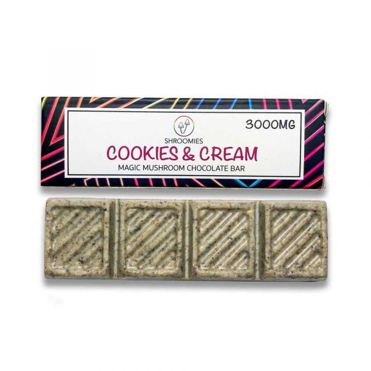 Cookies And Cream Box Bar 3G