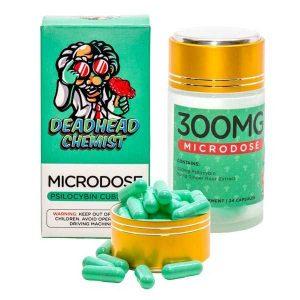 300mg Shroom Microdose Deadhead Chemist (24)