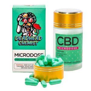 CBD Shroom Microdose Deadhead Chemist (24)