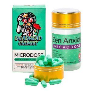 Zen Anxiety Shroom Microdose Deadhead Chemist (24)