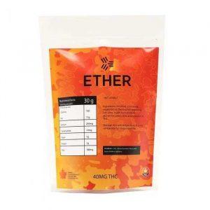 Ether Edibles Hot Diablo Chips