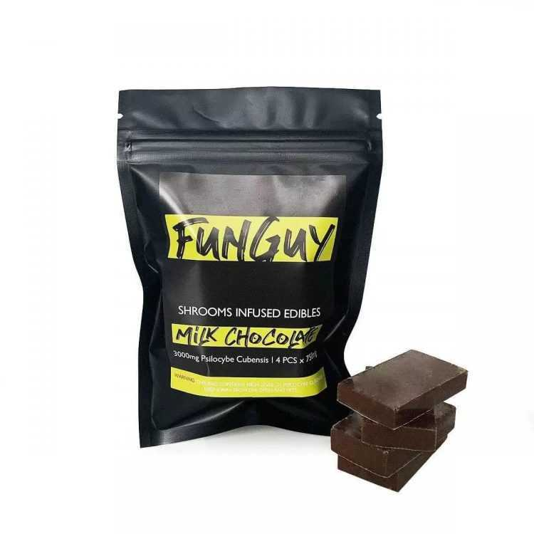 FunGuy Milk Chocolate