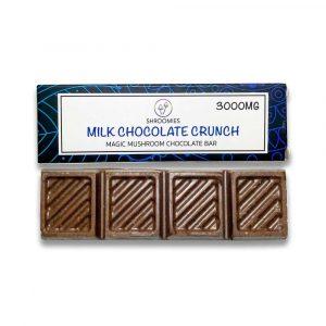 Milk Chocolate Crunch Box Bar 3G