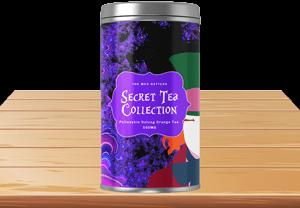 Psilocybin Oolong Orange Tea | 500MG
