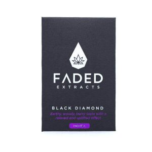 Black Diamond Shatter (Faded Extracts)