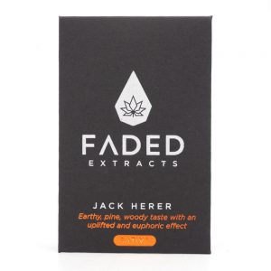 Jack Herer Shatter (Faded Extracts)