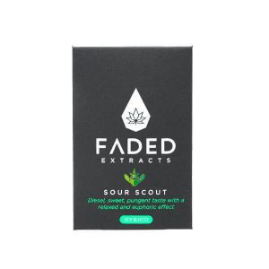 Uploaded to: Sour Scout Shatter (Faded Cannabis Co)